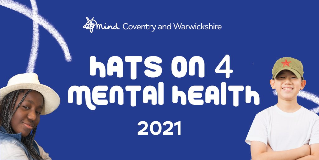 """CW Mind on Twitter: """"We're asking schools to fundraise for us by wearing a  hat in the week building up to World Mental Health Day, 10th October. We  have free resources for"""