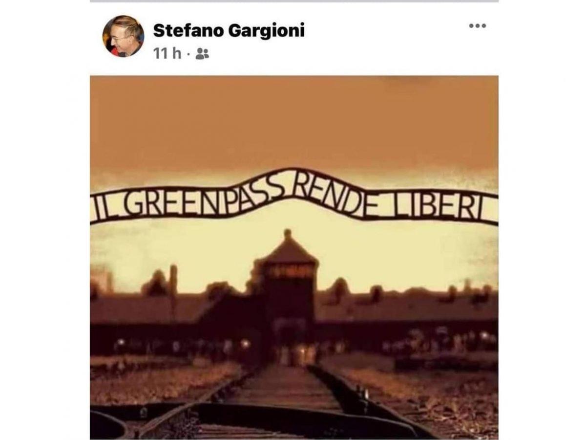 #GreenPassRendeLiberi