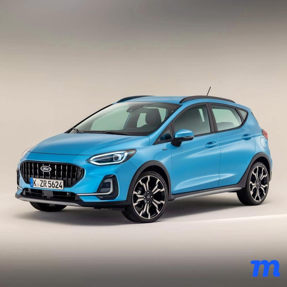 Ford Fiesta Active. #MinimumEfor #MaksimumOto #Minoto https://t.co/pMUri6hxEY