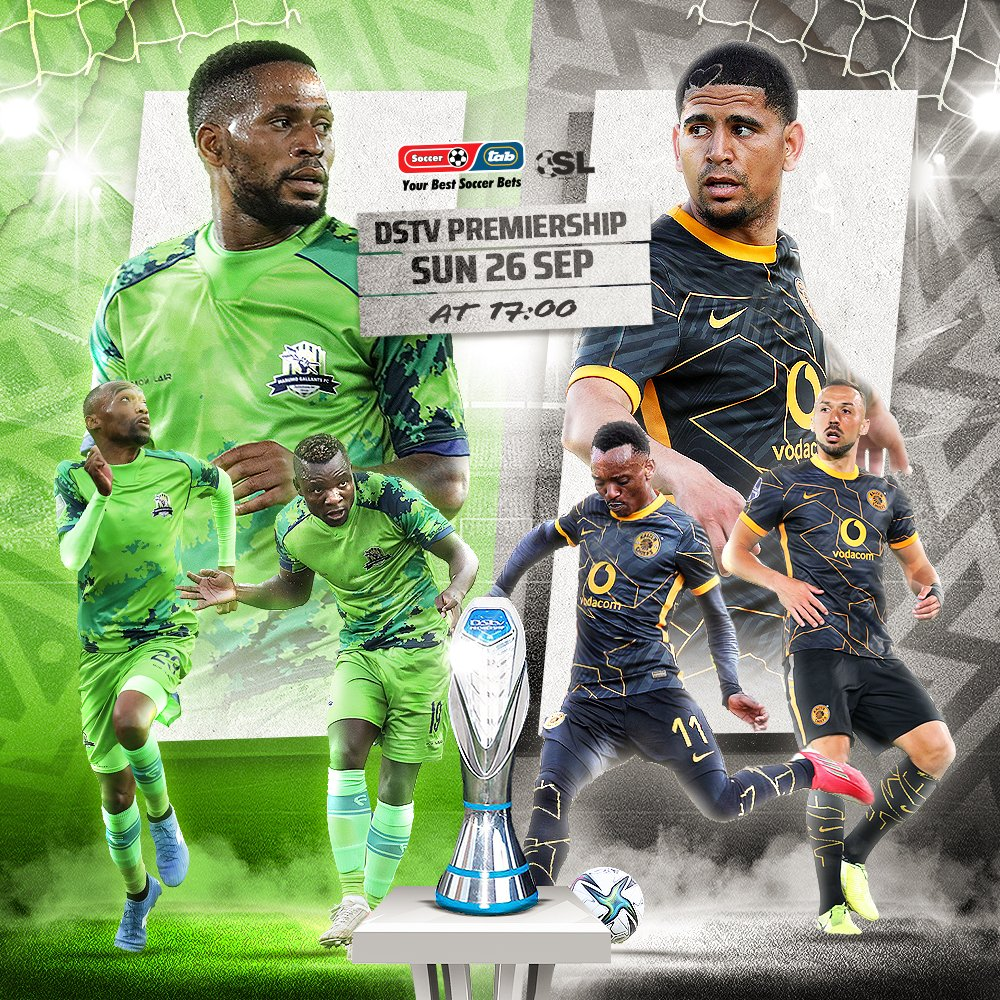 DStv Premiership Action! Orlando Pirates vs Mamelodi Sundowns Marumo Gallants FC vs Kaizer Chiefs Which game are you looking forward to? Open a Tab account and get a 10% bonus, click here to sign up 👉 bit.ly/3ls8dwM @tab_soccer #Soccer6 #Soccer6Pools #tabsoccerbet