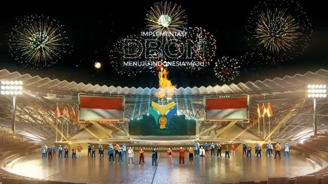 Desain Besar Olahraga Nasional (DBON) Menuju Indonesia Maju telah diluncurkan pada peringatan Haornas ke- 38. Sebagai pertanda dimulainya implementasi DBON demi melahirkan talenta berkualitas di bidang olahraga di tanah air.  #Haornas2021 #DBON #cetakjuara #MTVNAD https://t.co/OzKDopGt6y