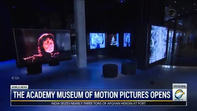 Tom Hanks welcomes the public to 'The Parthenon' of movie museums and The Fugees return with their first world tour after 25 years. #WorldNewsMetroTV https://t.co/zaRksYNFHt