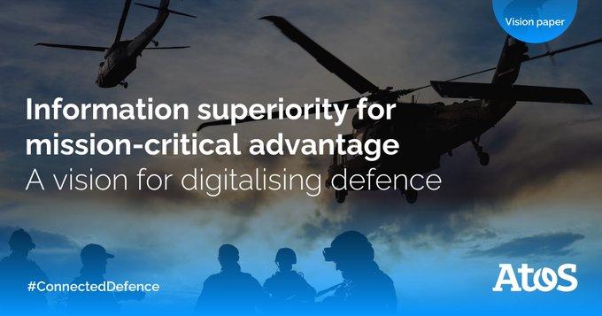 #DigitalBackbone Unleash the power of data and create a decisive digital advantage with...