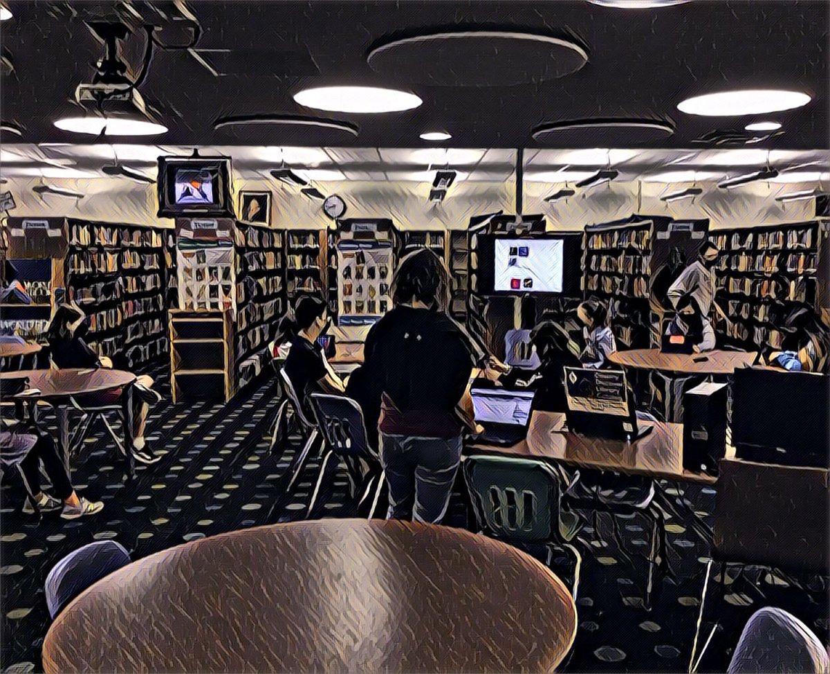 Оюутнуудыг манай номын сангийн цахим ном, аудио ном, дижитал сэтгүүл, мэдээллийн сан гэх мэт бүх дижитал нөөцийг ашиглахад бэлэн болгох. @APSLibrarians @JeffersonIBMYP #allreadingisvalidreading #readeverywhere https://t.co/AF4Vp9uZMX
