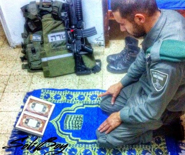 الدفاع عن دولة إسرائيل ومواطنيها لا يعيق المسلمون عن الصلاة والعبادة  …