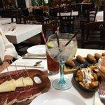 Image for the Tweet beginning: Lunch @AnaRochaBar was fab -