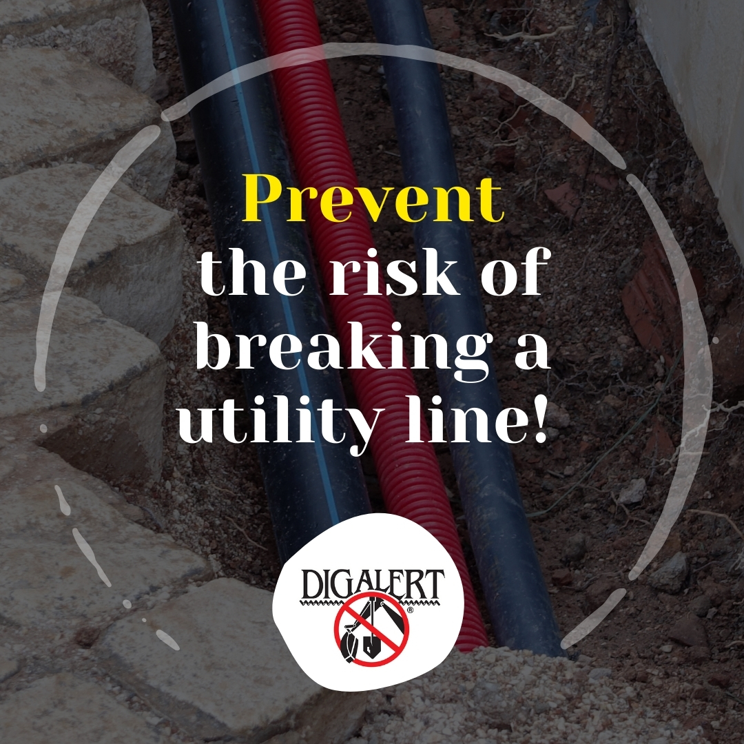 🚨 Prevent the risk of breaking a utility line! 🚨  You wouldn't want to experience the…