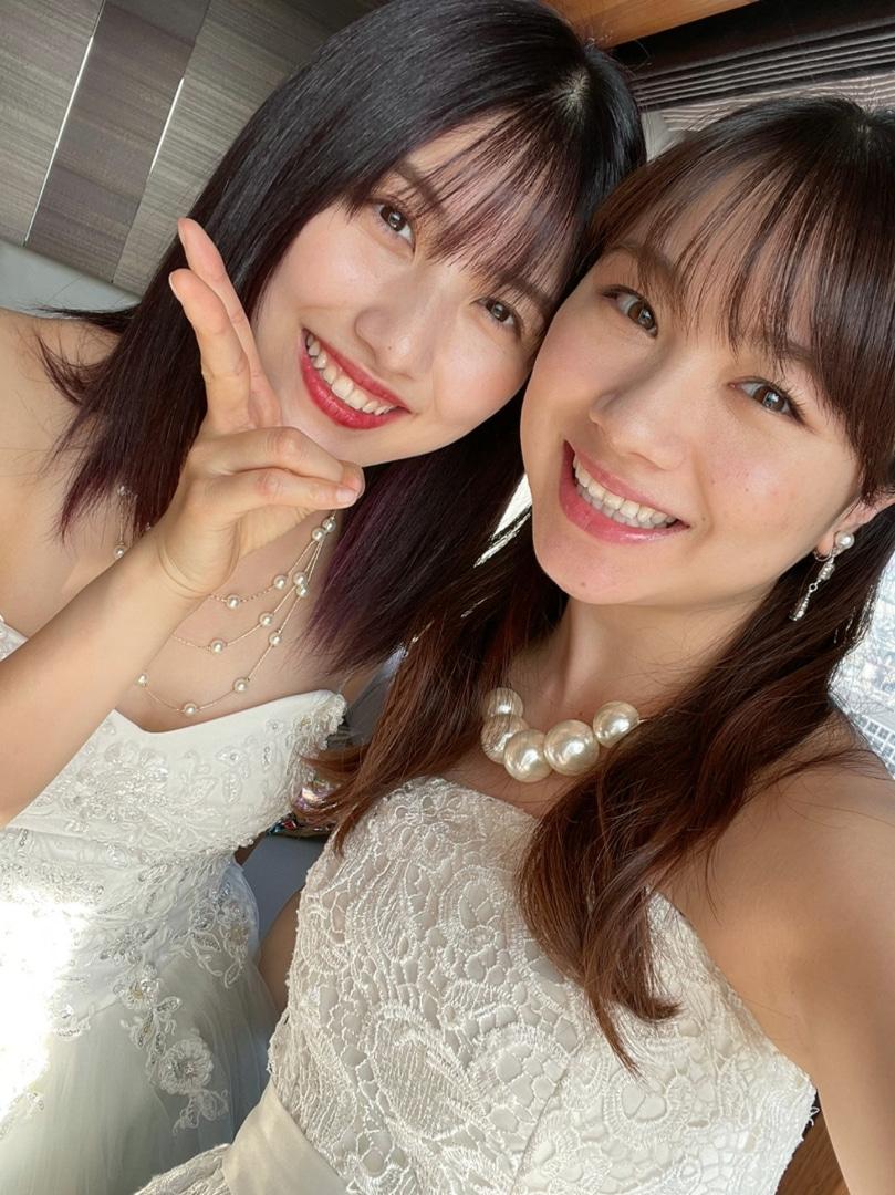 【10期11期 Blog】 まーちゃん!石田亜佑美: まーちゃんが卒業を決めました ばか、 寂しくなるじゃんか って、 そう言ったらまーは、ばかって言う方がばかなんだー!って、きっと言ってくるんです、 笑…  #morningmusume21 #モーニング娘21 #ハロプロ