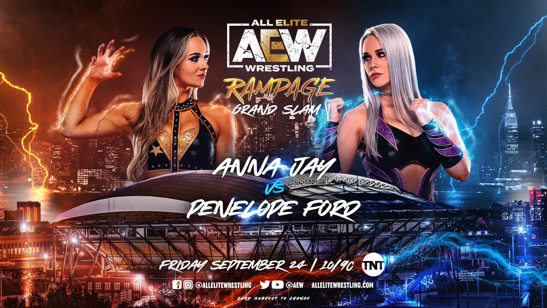 AEW Rampage for 9/25/21