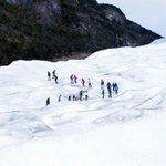 Image for the Tweet beginning: 🥾❄ Hacer trekking en el