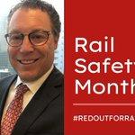 Image for the Tweet beginning: Metrolink CEO @DarrenMKettle wore a