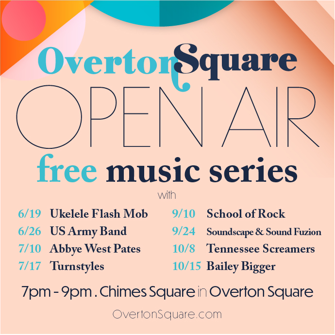 Soundscape & 76-South will be in the Square tonight at 7 PM as the The Music Picnic Series continues! 🎵 Visit ow.ly/E3g150Ga6Rh to learn more.