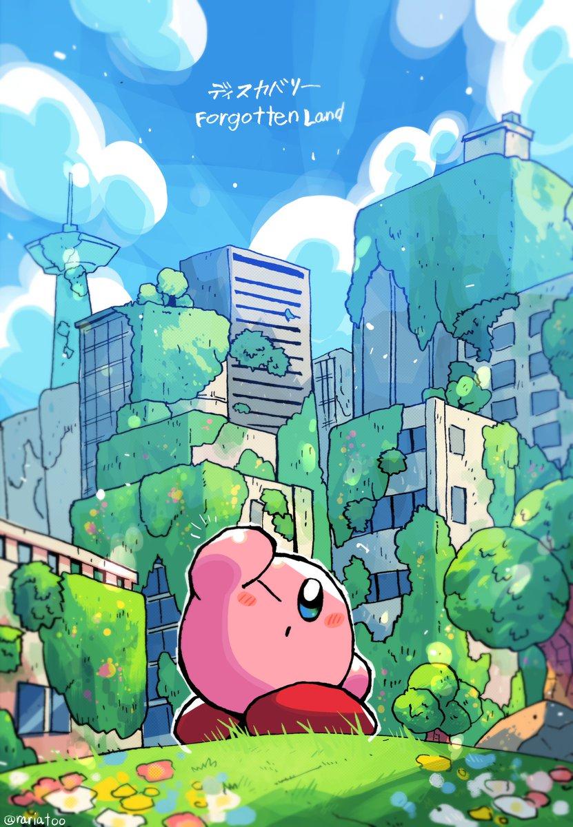来年春が楽しみすぎ…#星のカービィディスカバリー  #KirbyForgottenLand