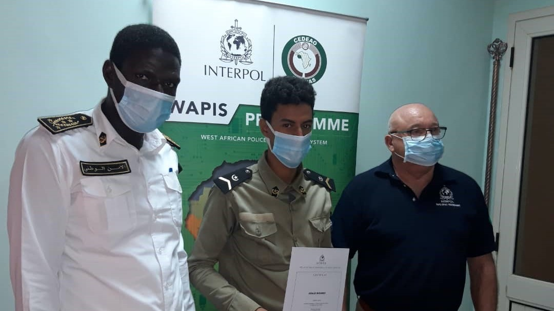 FORMATION: Des agents issus de la police et de la gendarmerie de #Mauritanie🇲🇷 ont été formés à l'utilisation du #SIPAO et pourront désormais renforcer la lutte contre la criminalité transnationale et le #terrorisme en Afrique de l'Ouest. #WAPIS #WAPISProgramme