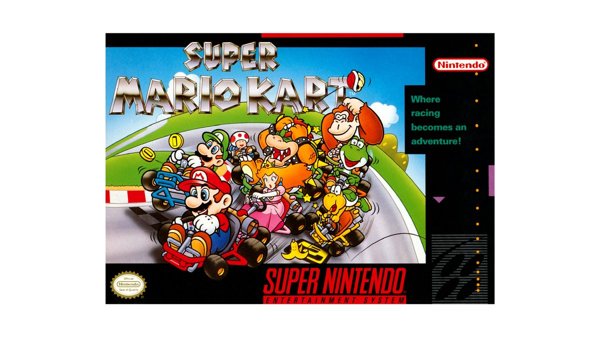 Buckle up with the original #SuperMarioKart!  Can you and a friend finish 1st and 2nd respectively in GP mode using Online Multiplayer while racing in the 150cc class with #NintendoSwitchOnline? Don't forget to post a screenshot of the podium! #NintendoConquerorsClub https://t.co/EIkPVI61w7
