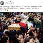 Image for the Tweet beginning: #notizie #sicilia Trattativa Stato-mafia, l'amarezza e