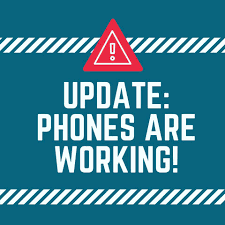 Thank you for your patience.  JULIE's phone issue has been resolved.  You can reach our call center…