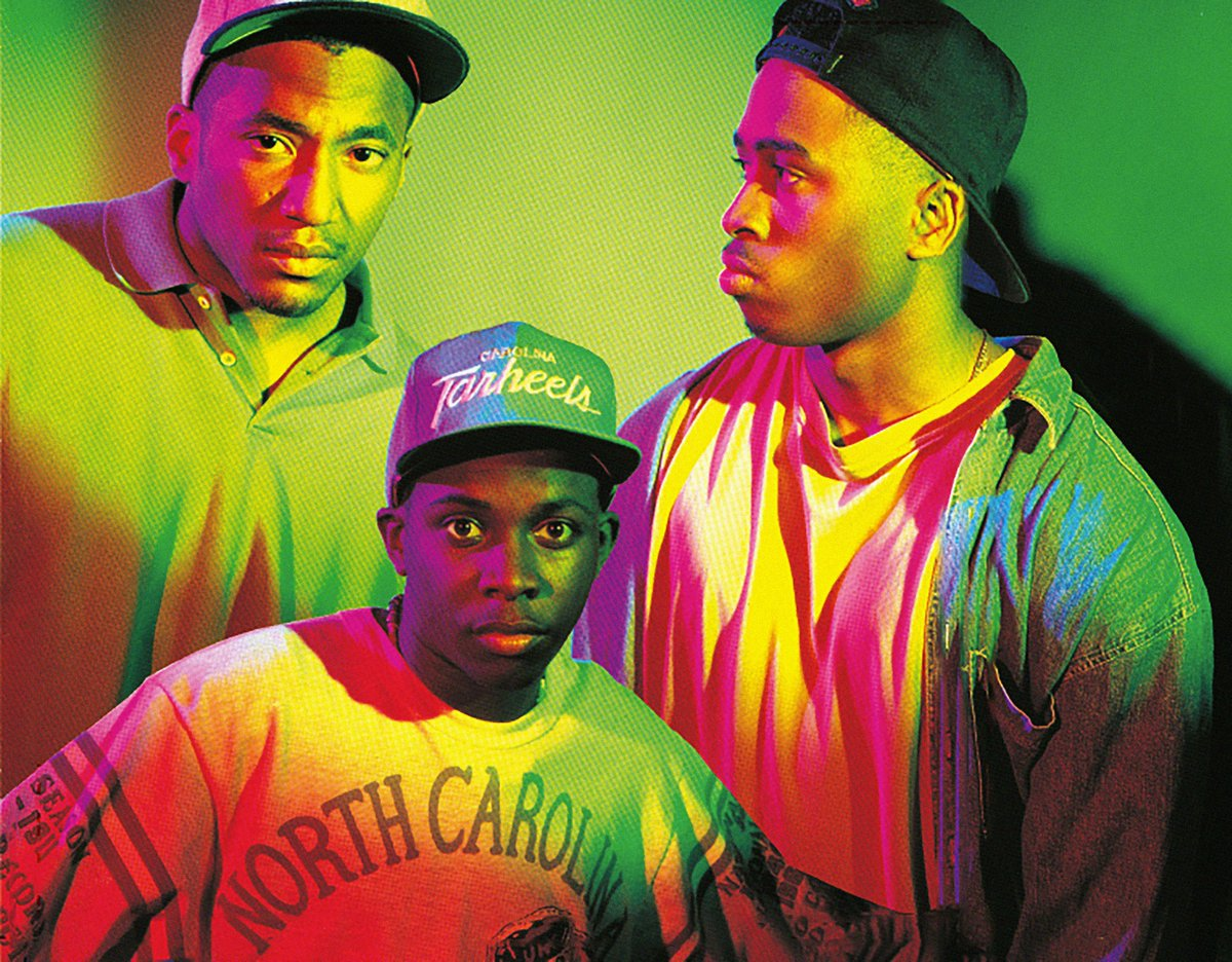 A Tribe Called Quest - The Low End Theory https://t.co/SSKOR6ZCzG