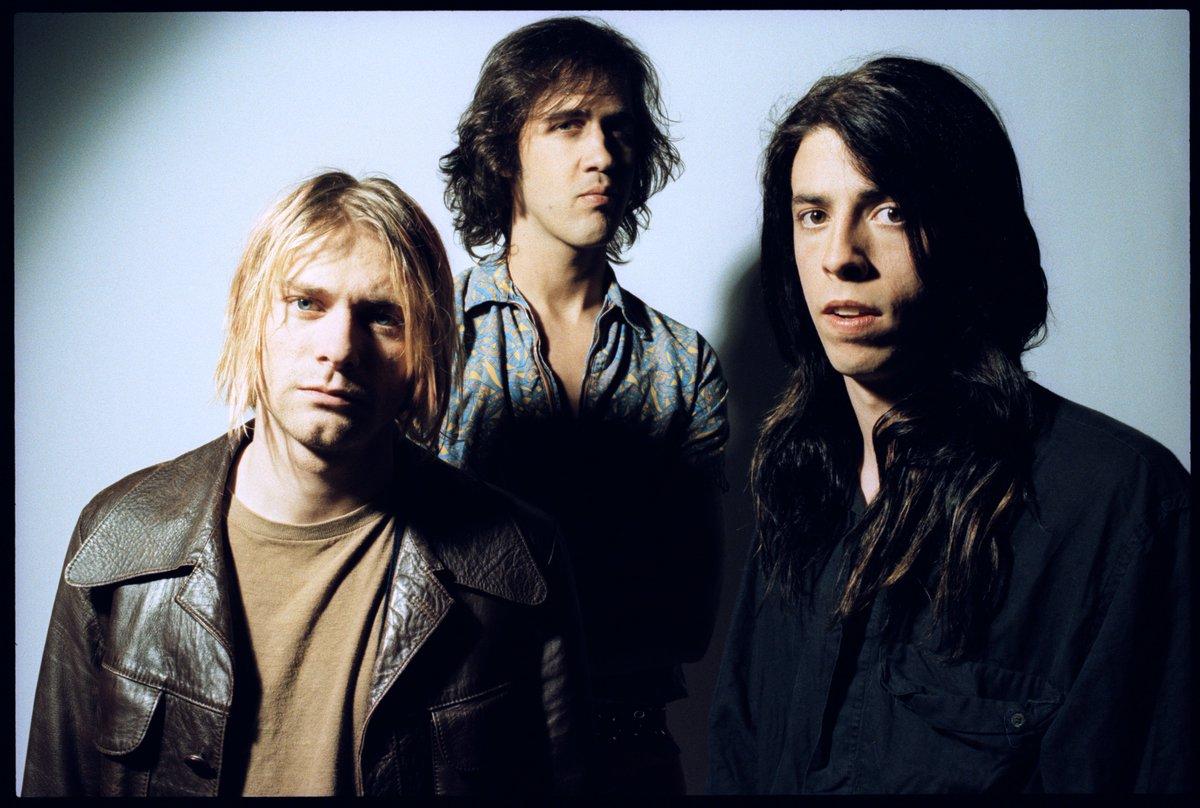 Nirvana - Nevermind https://t.co/GvHrBPaXMH