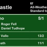 20:30 @NewcastleRaces  🥇 Kapono 5/1 🥈 Captain Vallo 13/2 🥉 Blackheath 11/1  A Win for @rogerfell22 and @dannytudhope  Full Results here: https://t.co/oRKOn01581 #HorseRacing #Results