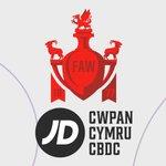 Image for the Tweet beginning: Egwyl   #CwpanCymruJD 🏆🏴  Bae Colwyn