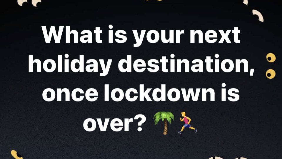 Holiday after lockdown #holiday #freshair #postlockdown #afterlockdown #destination #freedom https://t.co/XXIOSey7pN