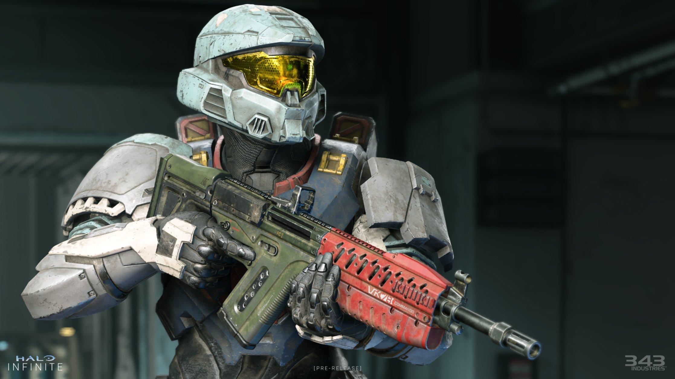 prueba técnica de Halo Infinite