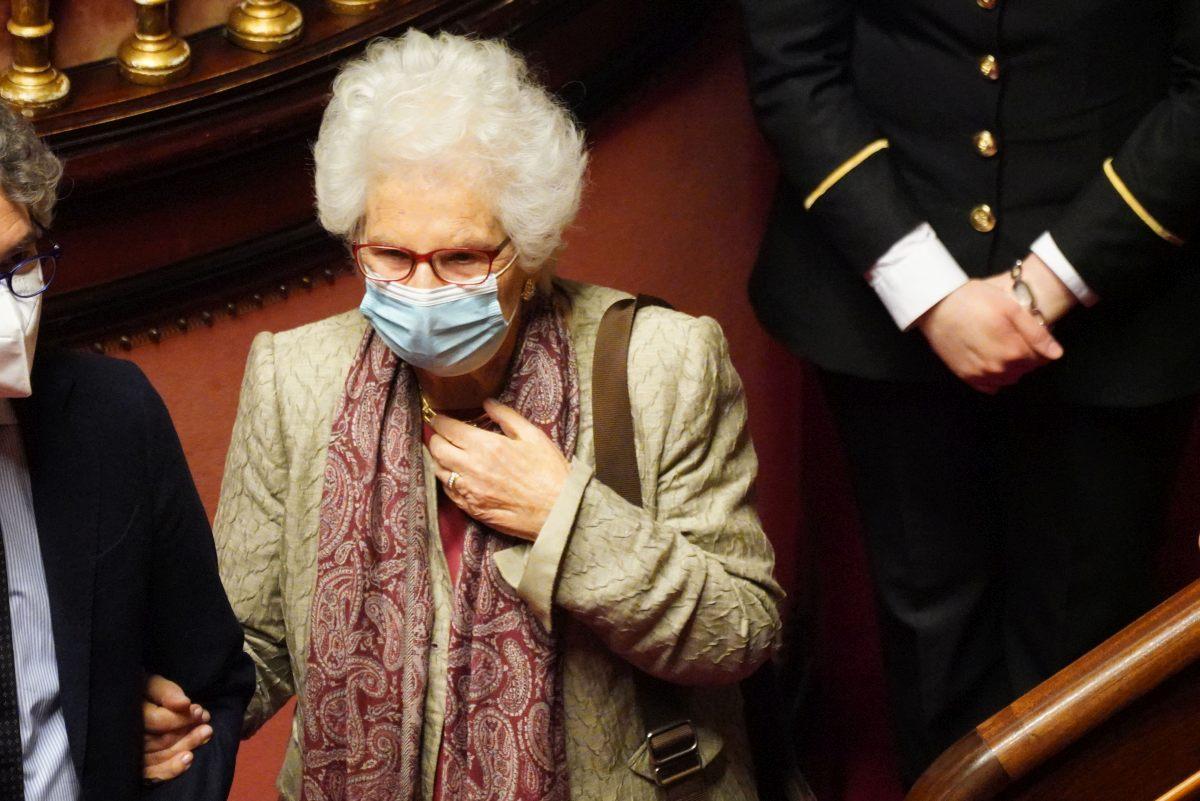 """#notizie #sicilia A Liliana Segre onorificenza dalla Germania """"Dolorosa riconciliazione"""" - https://t.co/71Eh8uzh29"""