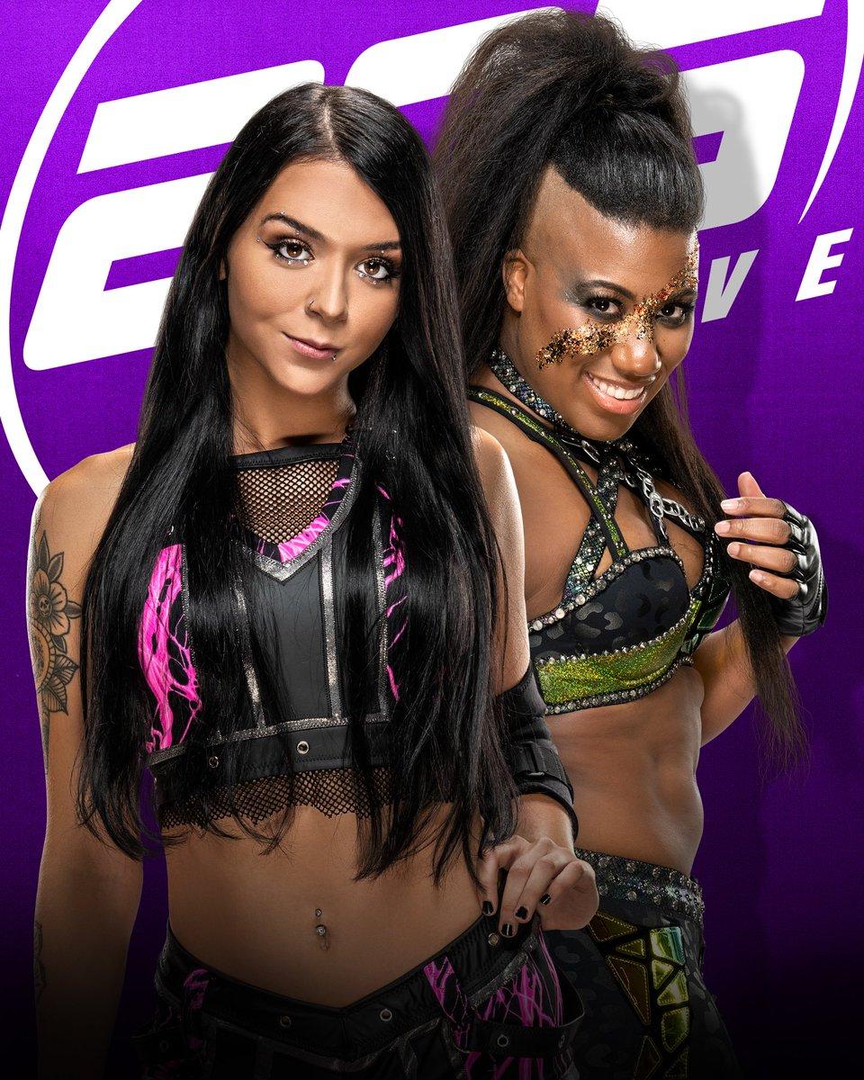 RT @WWEEmberMoon: .@WWE205Live @WWENXT Tonight ...