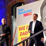 Image for the Tweet beginning: Gebührender #wahlkampfhoehepunkt der @fdp_berlin mit