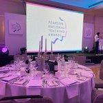 Image for the Tweet beginning: We love award dinners &