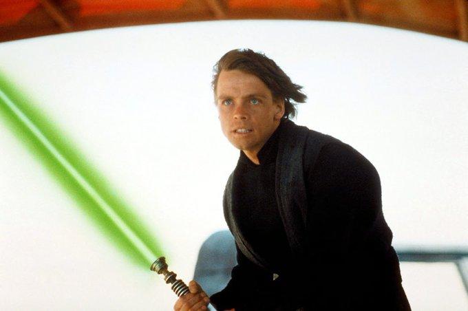 Happy Birthday Mark Hamill(Master Luke)!!