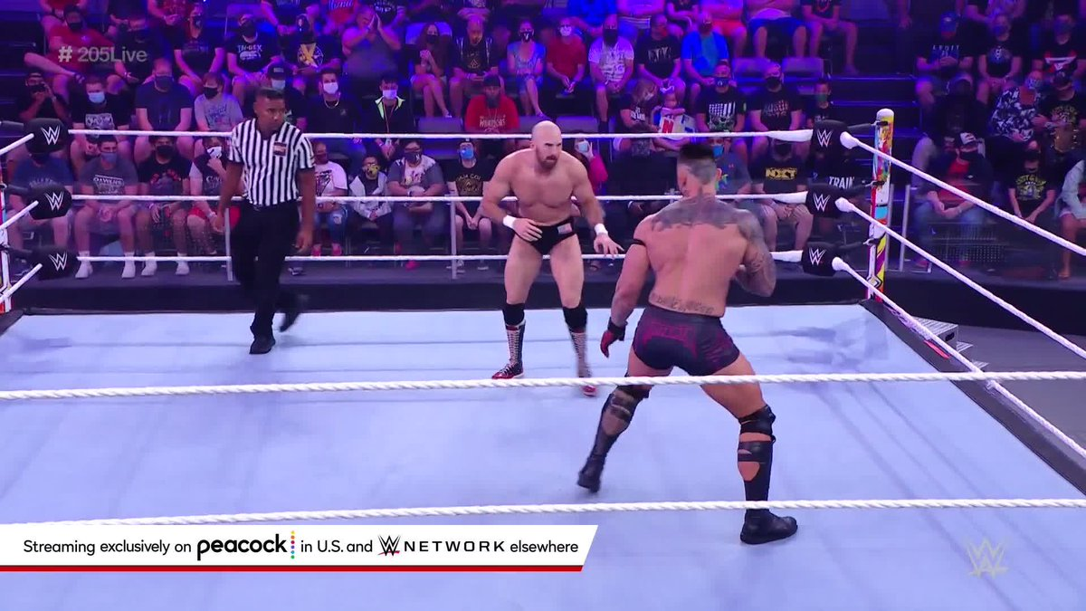 .@DanielVidot and @ONEYLORCAN are fired up! #205Live https://t.co/NBtY8Fn05y