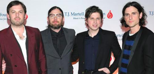 Kings Of Leon brothers devastated over death of their mother Betty Ann Murphy mirror.co.uk/3am/celebrity-…