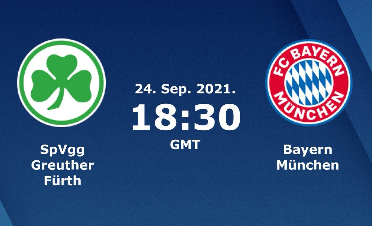 Greuther Furth vs Bayern Munich Full Match & Highlights 24 September 2021