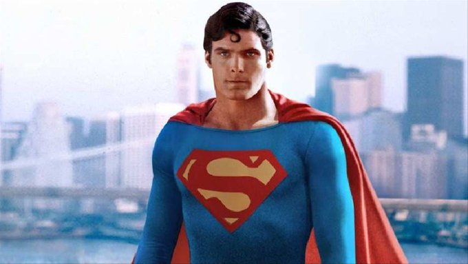 Happy birthday Christopher Reeve.  You live on in our hearts forever. Rest in peace and glory, great one.