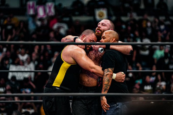 AEW Rampage: Grand Slam - Homicide assists Jon Moxley and Eddie Kingston, Jorge Masvidal brutalizes Chris Jericho, CM Punk in action