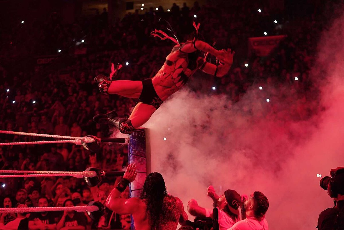 #TheDemon rises ahead of #ExtremeRules! #SmackDown  Full results 👉 https://t.co/nyXIQYutJt https://t.co/srSyHP0FmB