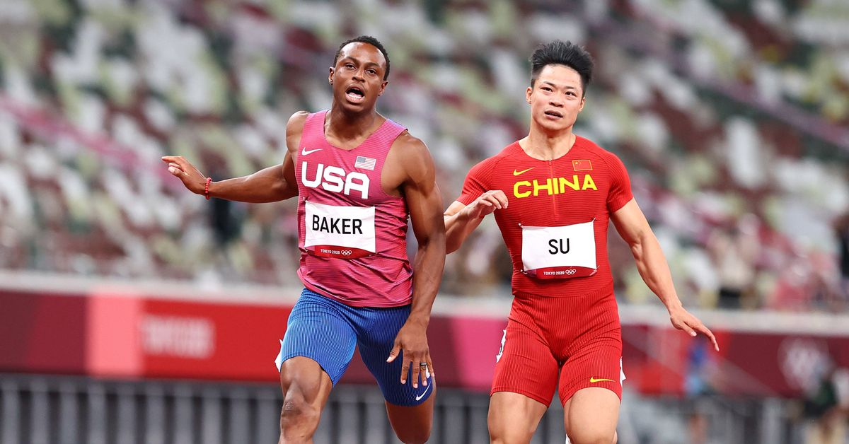 test Twitter Media - Asia's fastest man sees bright future for Chinese sprinting https://t.co/RopeiATdta https://t.co/2FDJ0R4P4c