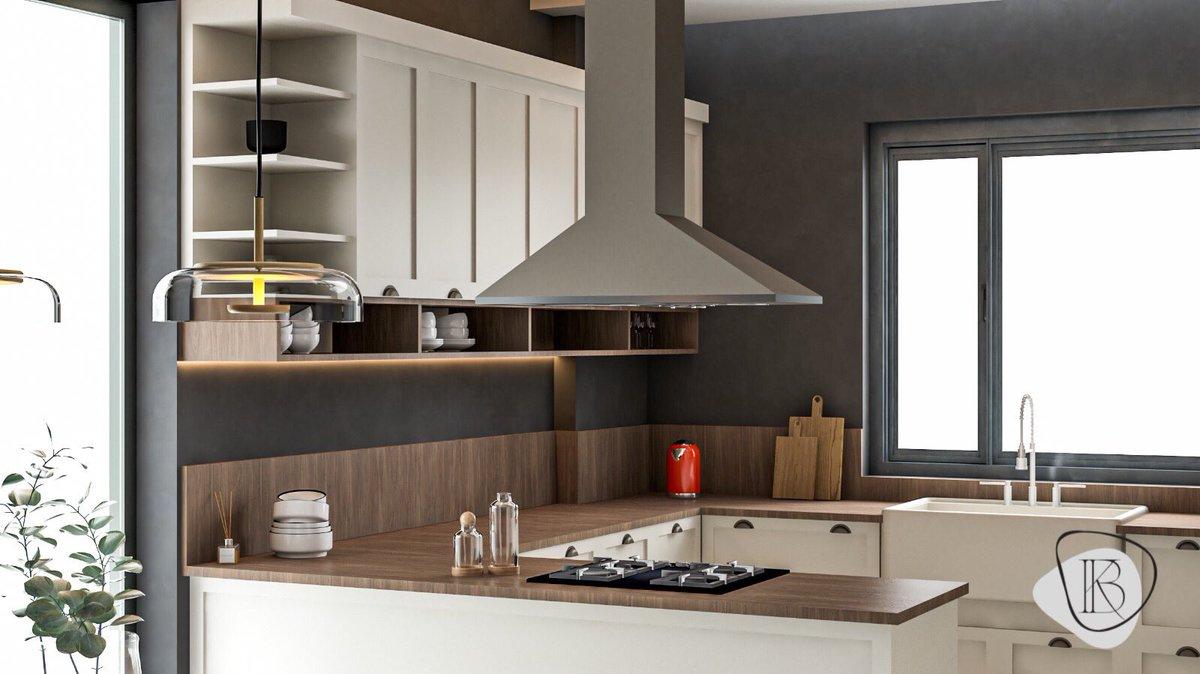 Van Doruk Villaları   Mutfak projesi   #render #interiordesign #design #tasarım #rendering #3dmax #sketchup #vray #mimarlık #mimar #icmimarlık #kitchen #kitchendecor #kitchendesign #mutfak