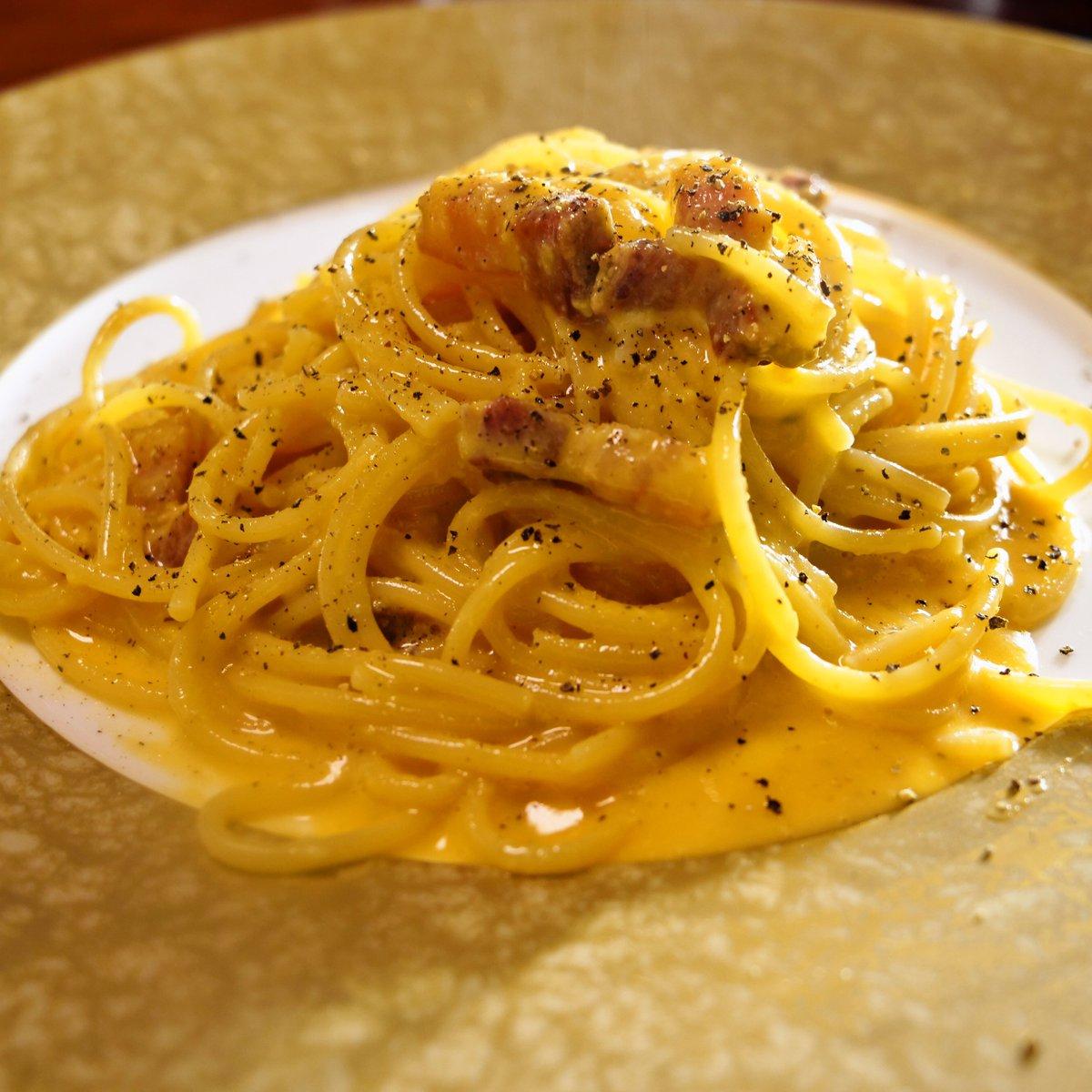 トロっと濃厚な味わい!レシピ修正を繰り返しているカルボナーラの最新版がこちら!