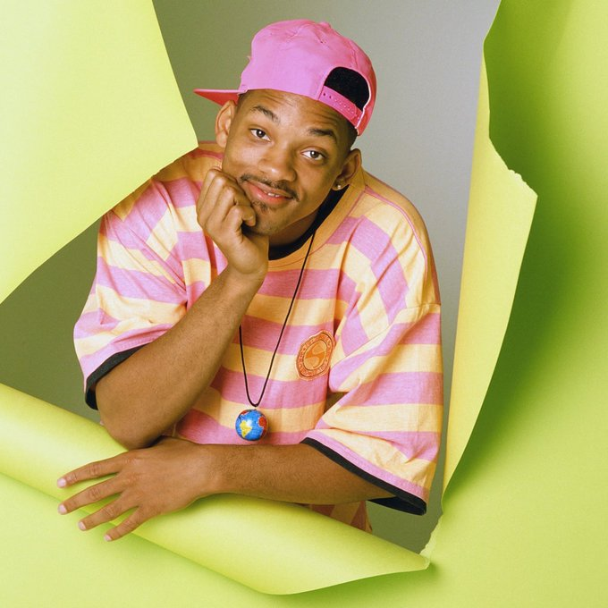 Happy 53rd Birthday to the Legendary Rapper, Actor and Film producer Will Smith, The one and only Fresh Prince