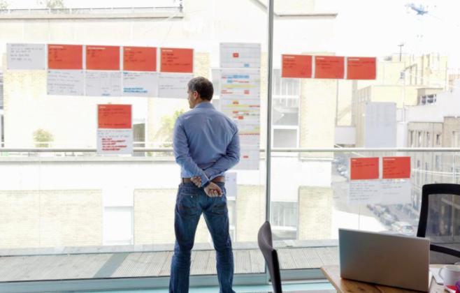 The Best Project Management Framework For Startups trib.al/4Vo6Ga6