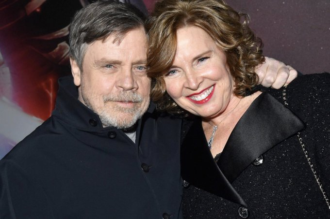 Happy 70th Birthday to Actor Mark Hamill Have an Amazing Day
