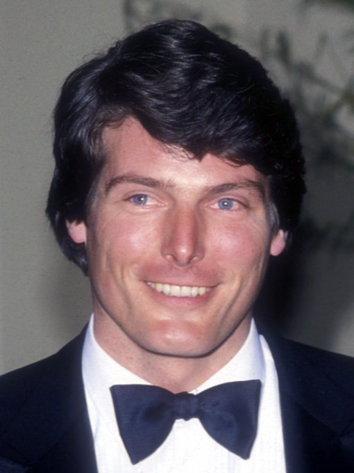 Happy birthday Christopher Reeve today is your 69th birthday and your great as Superman in Superman I - IV R.I.P.