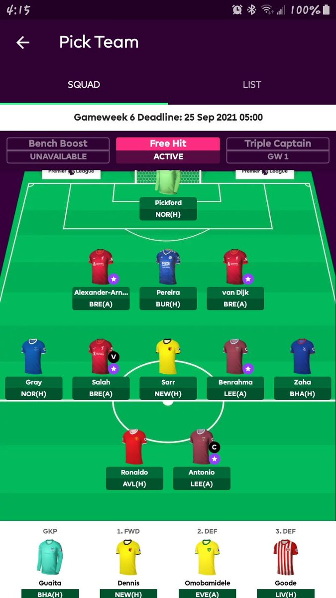 @OfficialFPL Thoughts?Confused if I should go with Townsend or sarr https://t.co/VifWyqkNmc