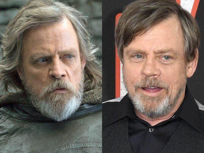 Happy Birthday Sir Mark Hamill (Luke Skywalker)