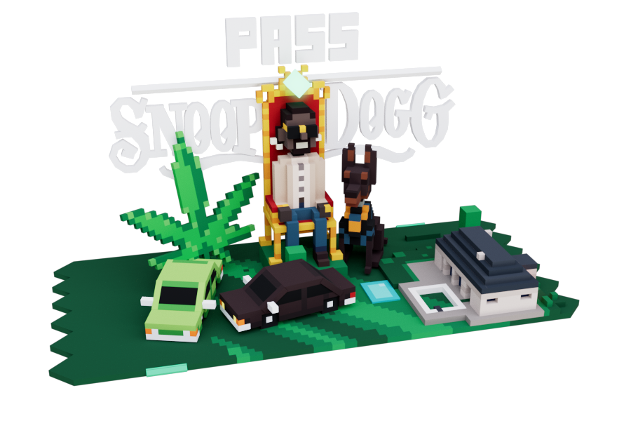 🎟️ #SnoopDogg Private Party Passes are SOLD OUT on our Marketplace. There are still a number of ways to get one: 🔹 Purchase one of 212 Premium LANDs in the LAND sale 🔹 Be a lucky winner of 138 given away during our airdrops 🔹 Grab one at @OpenSea bit.ly/SnoopPPPNFT