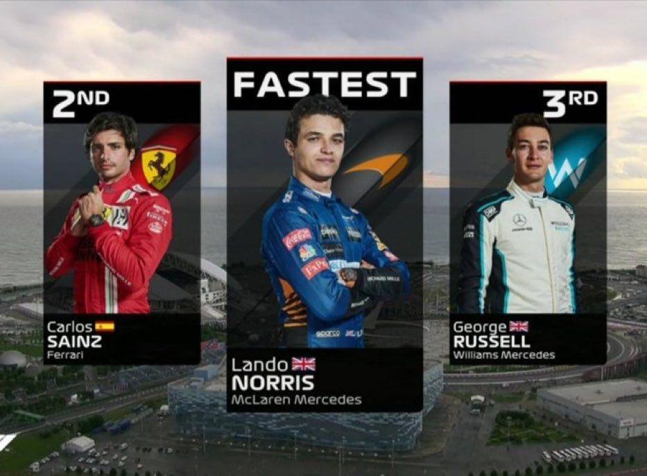 @McLarenF1 Twitter Image