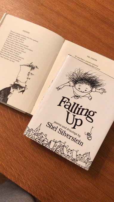 My seven-year-old daughter has been DELIGHTED to discover these just this week.   Happy birthday Shel Silverstein.